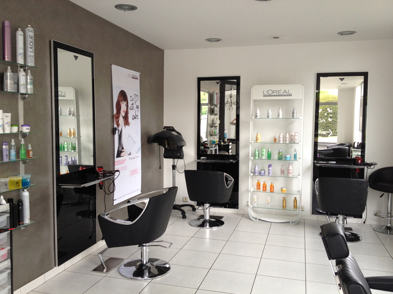 Contact victoriani for Salon moderne coiffeur
