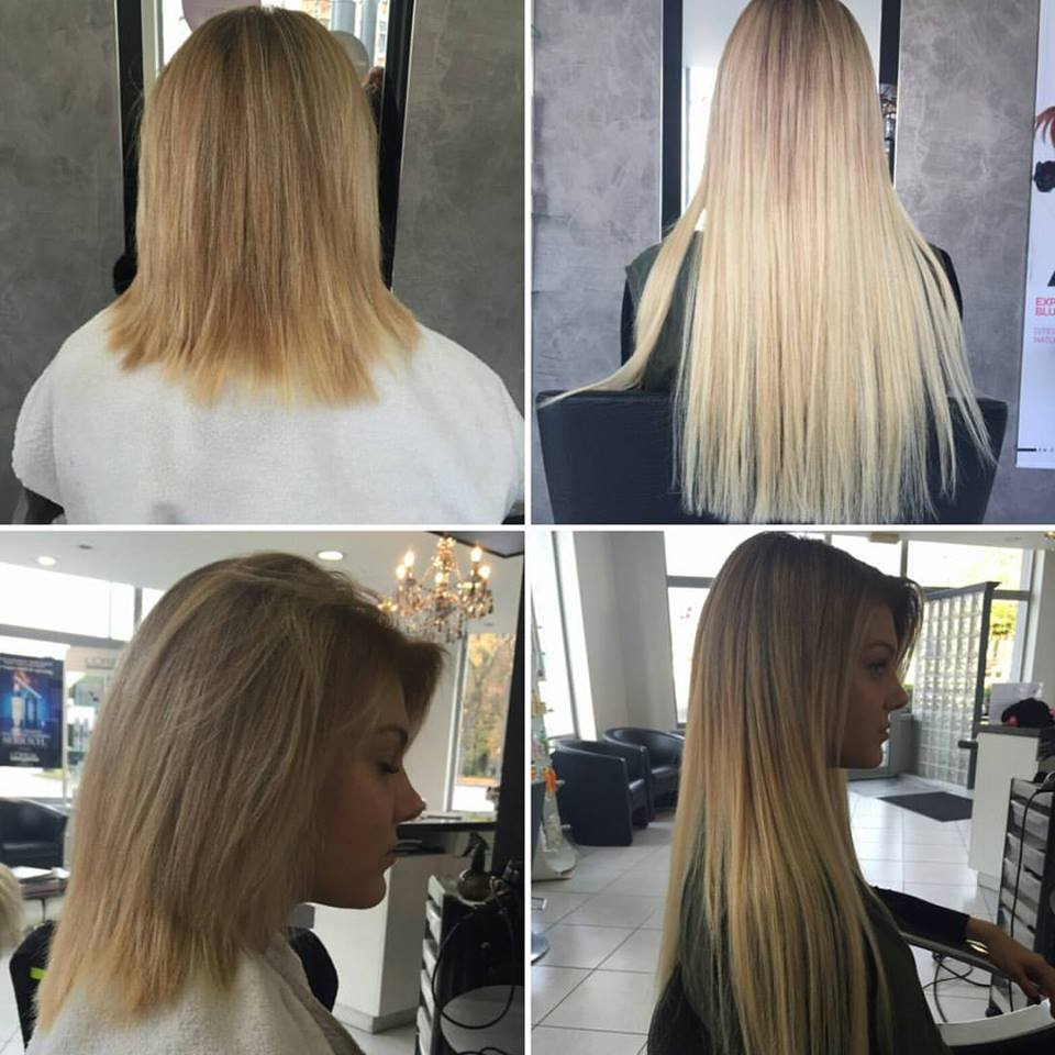Extension de cheveux charleroi